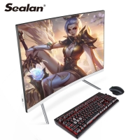 Quality Curved Screen I7 3537 RAM 16G SSD 480G 27 Inch AIO PC for sale