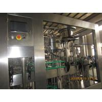 Quality 500BPH - 800BPH Beer Bottling Machine Equipment Production Line Small Capacity for sale