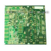 Quality PCB 6layer with immersion gold(CTE-115) for sale