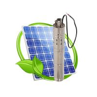 Quality Solar Submersible water pump bomba water pump list water pump 24 volt Price of Stainless Steel DC Submersible Solar Pump for sale