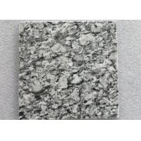 Buy cheap Spray white Granite Stone Tiles, Wave White Oyster White Stone Tile Polished from wholesalers