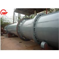 Buy cheap Large Capacity Rotary Tube Bundle Dryer Industrial Cement Rotary Drum Dryer from wholesalers
