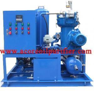 Disc-centrifugal type Oil Purifier,Marine Oil Centrifuge Separator