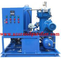 Buy Disc-centrifugal type Oil Purifier,Marine Oil Centrifuge Separator at wholesale prices