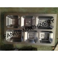 Buy Six Compartments Food Aluminum Foil Container Mould High For Container Punching at wholesale prices