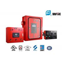 Quality Diesel Engine Fire Pump Controller NFPA20 Standard For Firefighting for sale