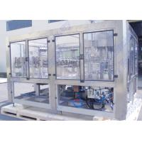 Quality 5.5 KW Power Apple Juice Bottling Machine 95 Degree High Temperature Filling for sale