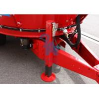 Buy Belt Conveyor Type Cattle Feed Mixers , Upright Auger Feed Wagon Standard Type at wholesale prices