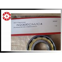 Quality C4  Cylindrical Roller Bearings N230ECM High Precision Low Noise for sale
