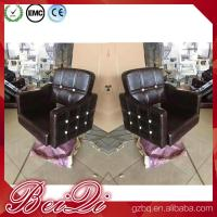 Quality Antique styled salon styling chairs classic barber chair hair salon cheap hair cutting chairs price for sale