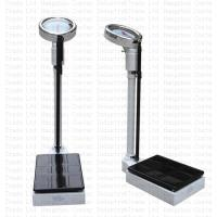 Buy cheap Mechnical weight scale with height rod from wholesalers