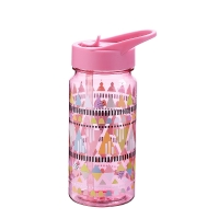 Quality Customized Pink Copolyester Sports Water Bottle For Active Athletes for sale