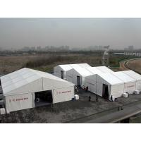 Quality 12m Span Water Resistant Small Aluminum Structures Event Tents For Car Show for sale