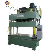 Quality 100T Four Column Hydraulic Press Machine For Sheet Metal for sale