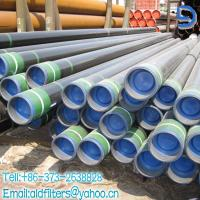 Quality API Casing Pipe for Oil Well(manufacture) for sale
