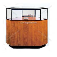 Quality new inventions glass jewelry display cabinet,jewelry cabinet for sale
