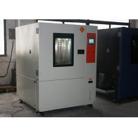 Buy Reasonable Climatic Test Chamber Rapid Change Rate Temperature Test Chamber at wholesale prices