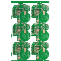 Quality Fr4 1.0mm Led Printed Circuit Board Smd Led Pcb Board Osp Surface Finishing for sale