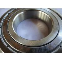 Quality GCr15 Auto Wheel Deep Groove Ball Bearings , Low Noise And Low Vibration for sale