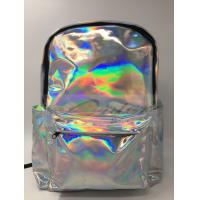Quality Laser PU Hologram Backpack , School Bag , Travel Backpack , Laptop Bag for sale