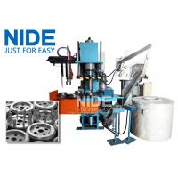 Quality Customized Armature Aluminum Liquid Die Casting Machine Highly Efficiency for sale