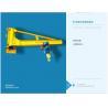 BX Model Wall type jib crane for sale