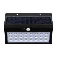 Buy cheap IP65 ABS and PP Solar Sensor Wall Light with 24LEDS with 3 Modes of Light from wholesalers