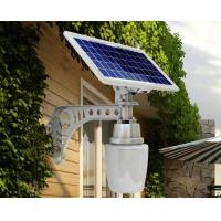 Buy Brightness Automatic Solar Energy Street Lights Colloidal Lead - Acid Battery at wholesale prices