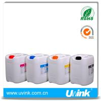 Quality Uvink brand solvent ink for konica 14pl/35pl 4colors available for sale