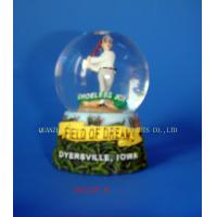 Quality resin water globe for sale