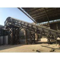 Quality High Production Scrap Metal Shredder , Industrial Shredder Machine for sale