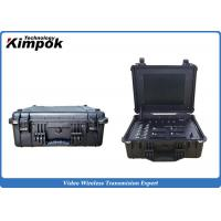 Buy 17 Inch Wireless Monitor Receiver , Video HDMI Wireless Receiver Portable Receiver Suitcase at wholesale prices