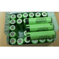 Quality Panaosnic NCR 18650B 3400mAH button top battery in stock for sale