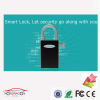Buy cheap Smart GPS Padlock GPS GSM real time vehicle tracking Container / Lock Long from wholesalers
