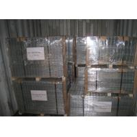 Quality Construction 2 X 2 Welded Wire Mesh Panels Security For Commercial Grounds for sale