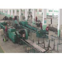 Quality Metal Pipe 3 Roll Mill / Rolling Mill Machinery 55KW With Carbon Steel 80 m / Min for sale