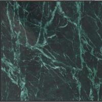 Quality Marble Dark Green for Flooring Tiles, White Lines Marble for sale