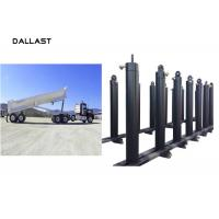 Quality Durable Single Acting Telescopic Hydraulic Cylinders Long Stroke Lifting Dump Truck for sale