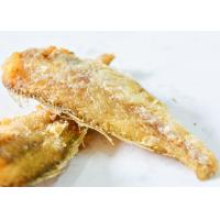 Quality Salty Flavor Dried Croaker Seafood Snacks Iso22000 Certification for sale