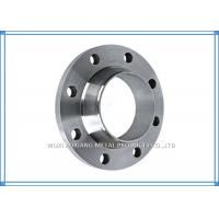 Quality 316L Steel Pipe Fittings / Stainless Steel Pipe Flange High Pressure Forged for sale