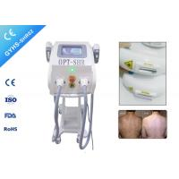 Buy CE Approved Laser Hair Tattoo Removal Machine  Single Pulse Mode For Salon SPA at wholesale prices