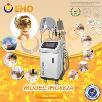Buy cheap The latest oxygen injection whitening skin machine with LED PDT RF Ultrasonic treatment from wholesalers