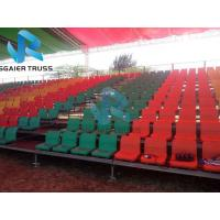 Quality Scaffolding system seating assemble grandstand event scaffolding bleachers for sale