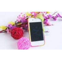 Quality Silicone Rubber Case for iPhone 4G, Cartoon Case (BSPC-00038) for sale