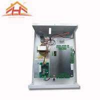 Quality Two Door Access Control Panel Mobile Phone Operated With Power Adapter Box for sale