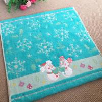 Buy cheap Cute Frosty Snowman Hand Towels Collection With High Grade Cotton Made from wholesalers