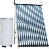China split pressurized Solar water heater collector on sale