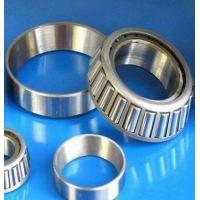 Quality High Accuracy Single Row Tapered Roller Bearings Stainless Steel With Open Seal Type for sale