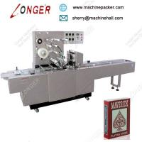 Quality High Quality Cellophane Sealing Machine,Automatic Cellophane Wrapping Machine For Box for sale