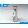 Buy cheap Fingerprinted Reader One Way Turnstile , Commercial Building Tripod Turnstile Gate from wholesalers